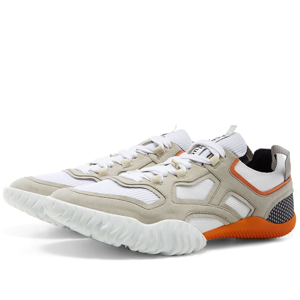 Acne Studios Berun Sneaker Grey \u0026 White