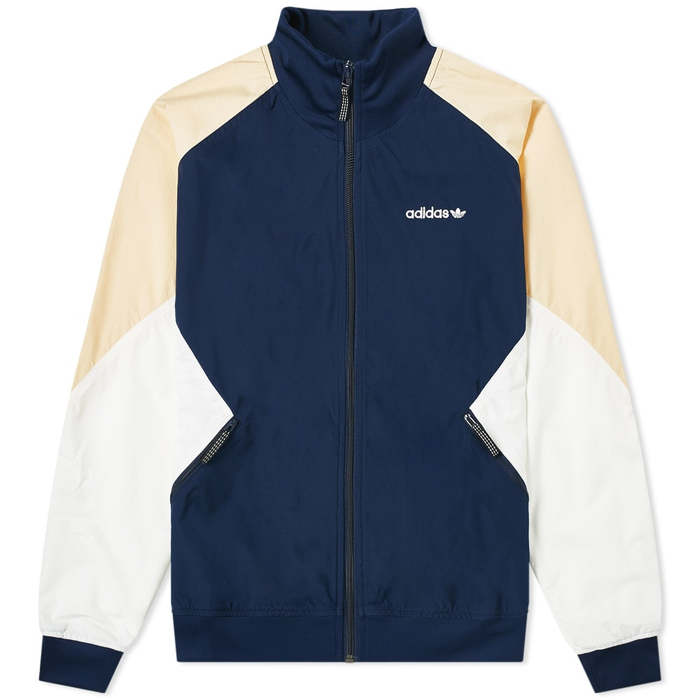 Adidas EQT Woven Ripstop Jacket | Woven ripstop jacket from