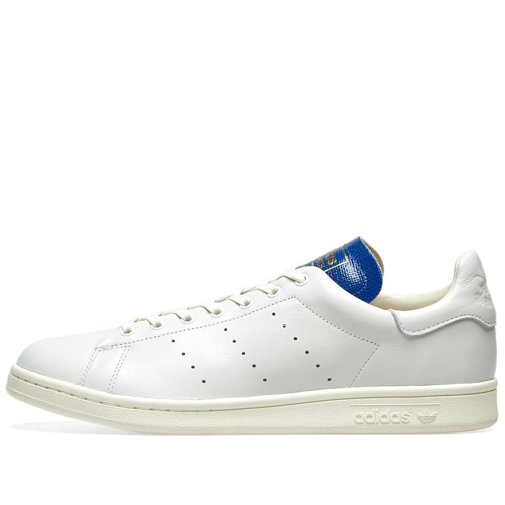 info for 7cdff fc7e5 Adidas Stan Smith Blue Thread