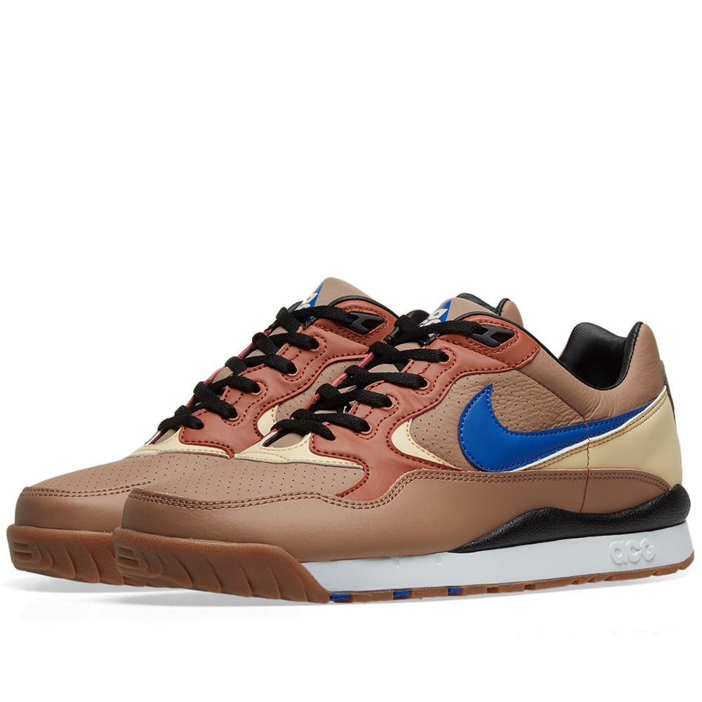 online retailer fabb3 b2fe0 Nike Air Wildwood ACG Desert Dust   Game Royal   END.