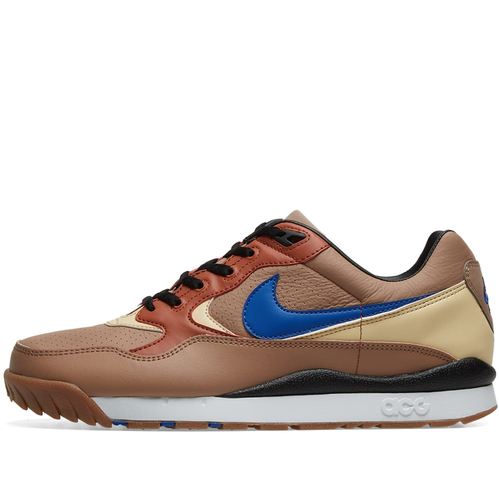 online retailer c274c d5227 Nike Air Wildwood ACG Desert Dust   Game Royal   END.