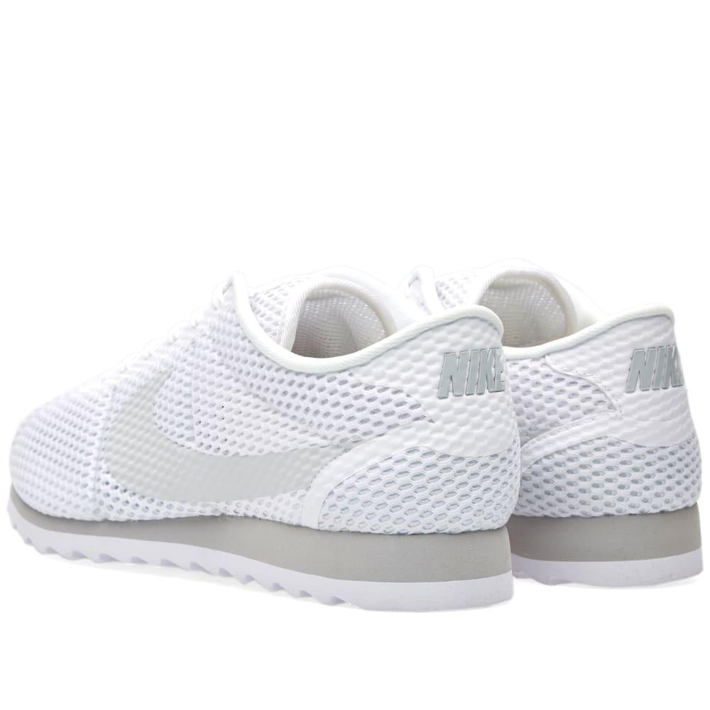 newest e4550 18909 Nike W Cortez Ultra BR White   Pure Platinum   END.