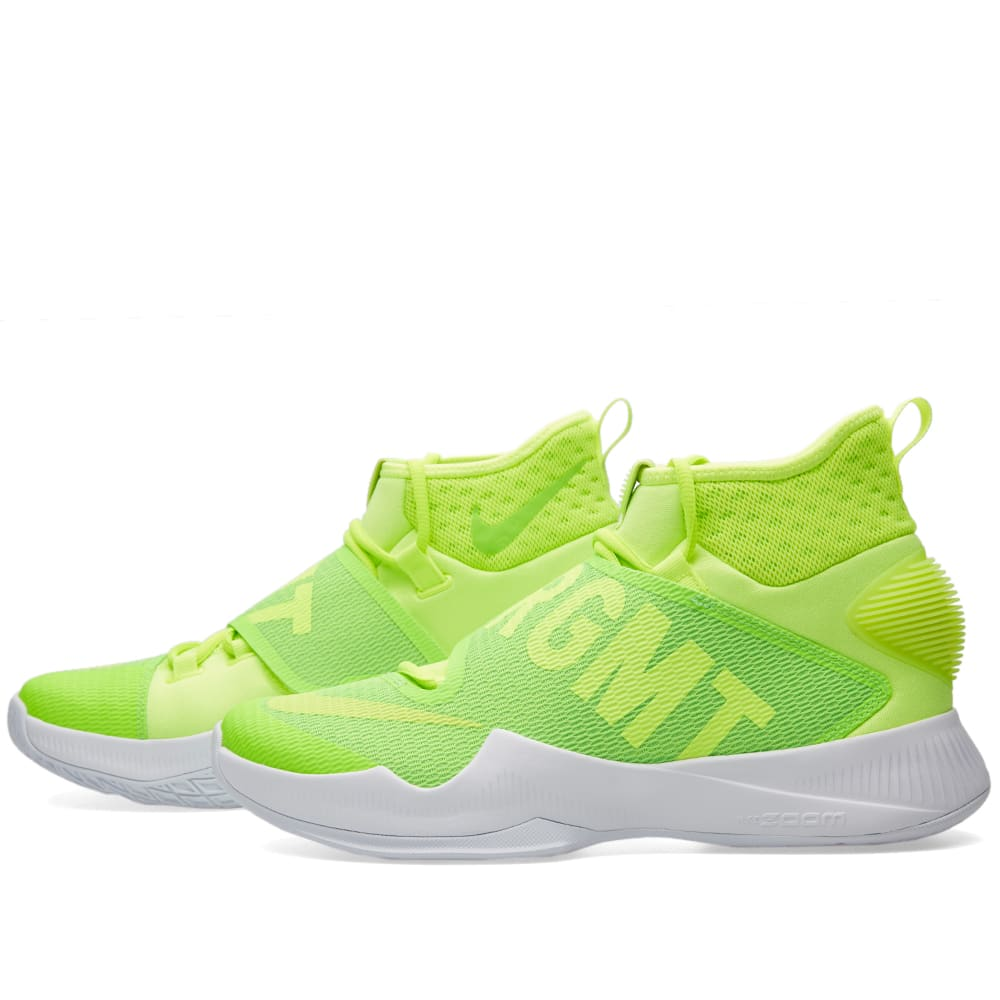newest 0e146 6f799 Nike x Fragment Design Zoom Hyperrev 2016. Electric Green, Volt   White