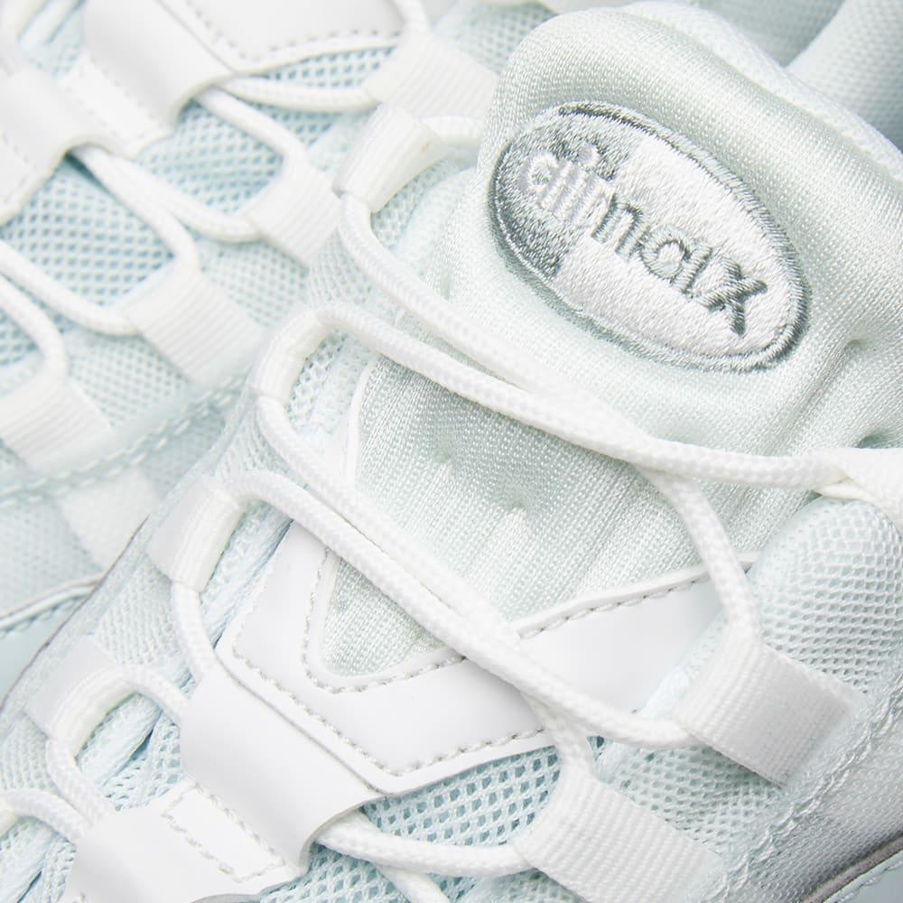 c52cf96ce2 Nike Air Max 95 W. Barely Grey, Pumice & Green