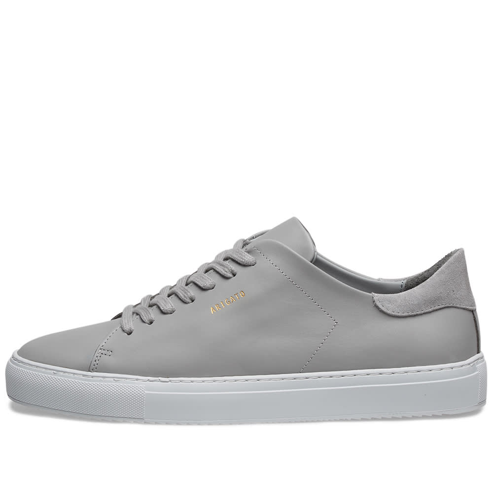 9bc3724e08ad Axel Arigato Clean 90 Sneaker Light Grey Leather | END.