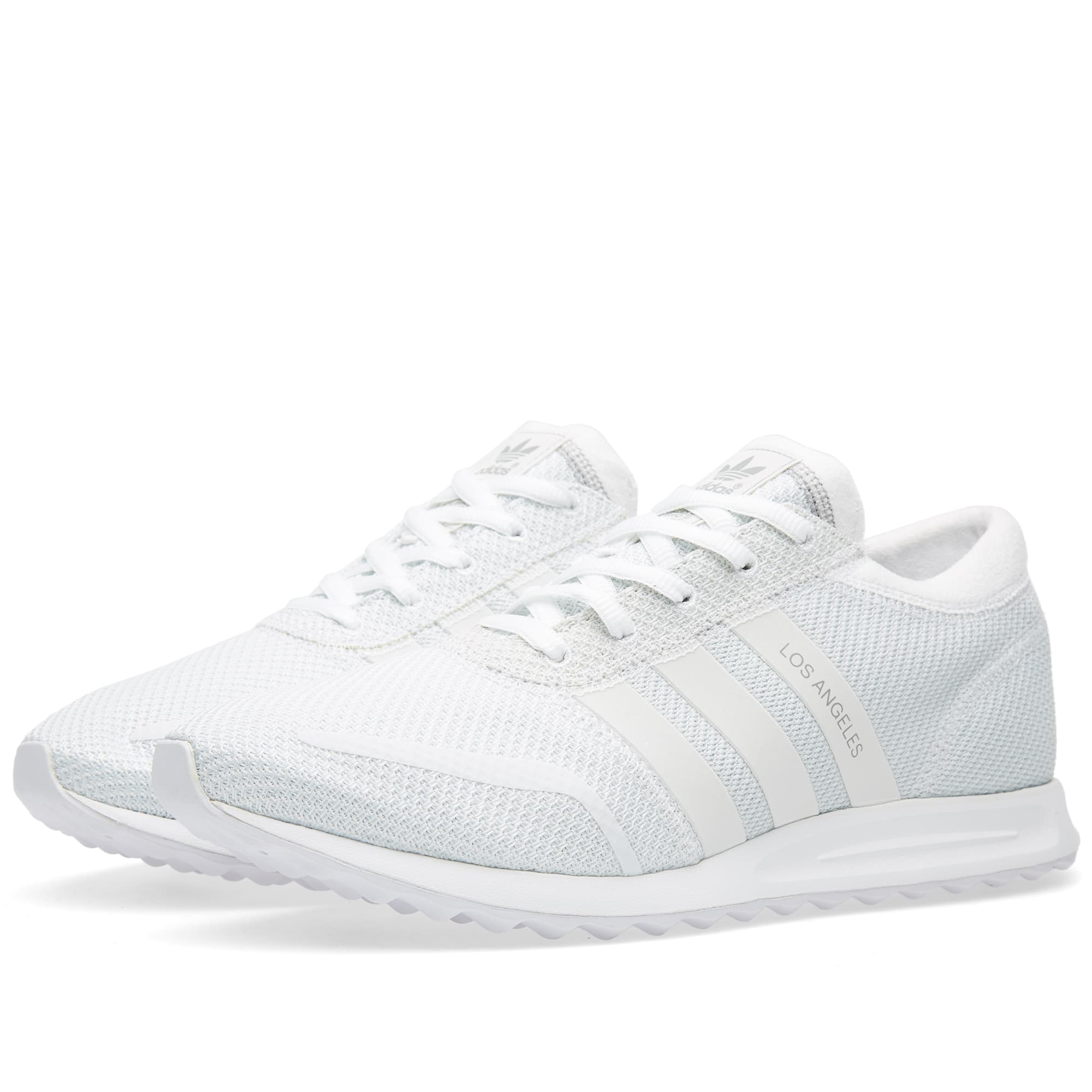 low priced 8d870 d6e2b Adidas Los Angeles White   Vintage White   END.
