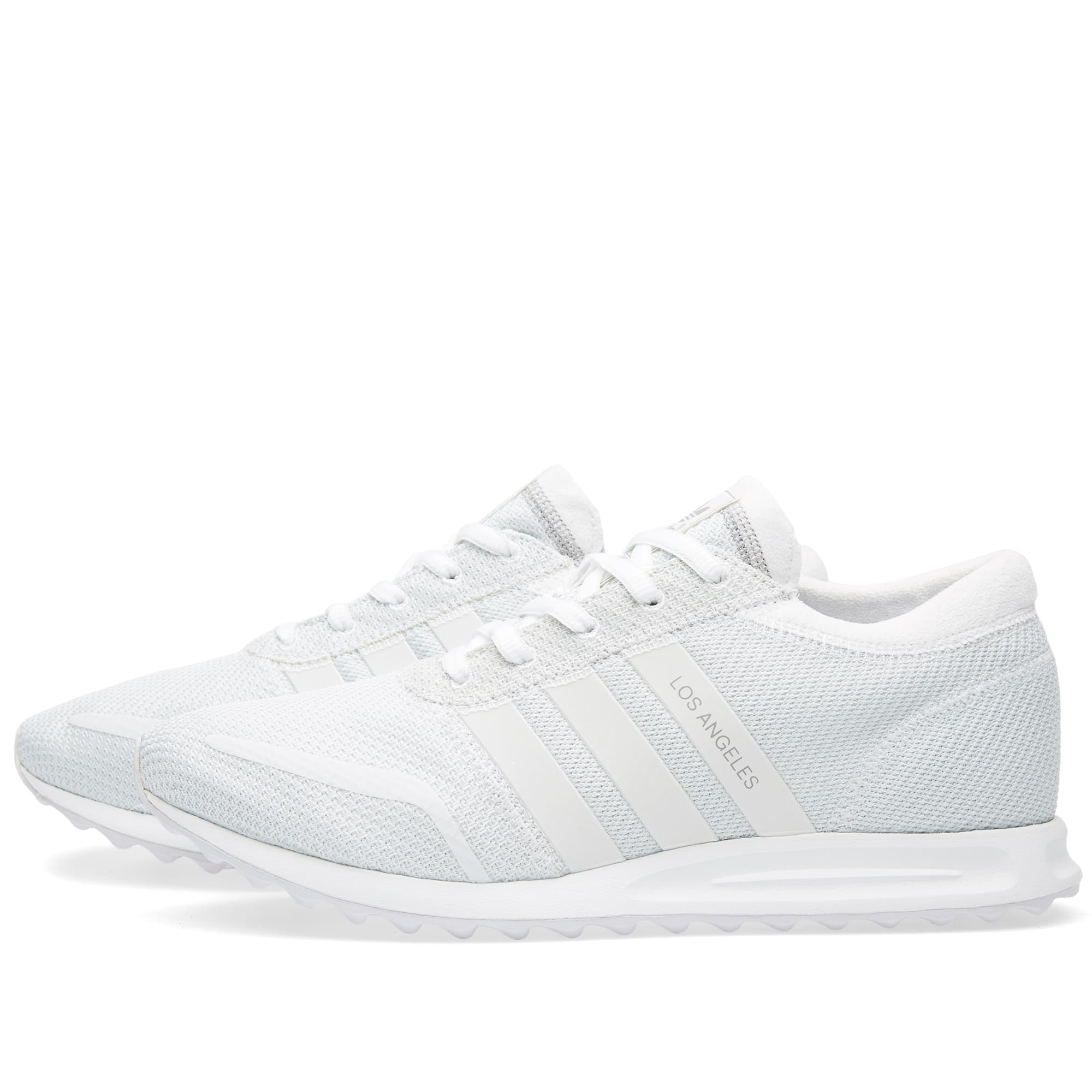low priced 3cffe eb287 Adidas Los Angeles White   Vintage White   END.
