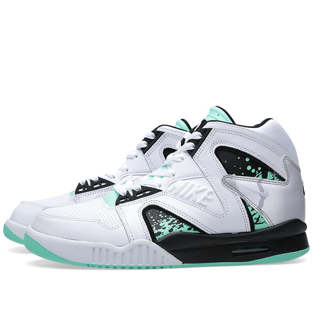 hot sales 582a4 2a011 Nike Air Tech Challenge Hybrid QS White   END.