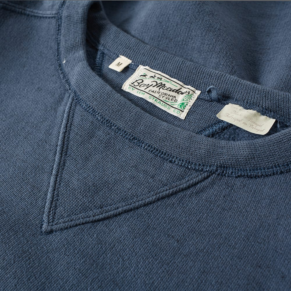 829015fb Levi's Vintage Clothing Bay Meadows Crew Sweat