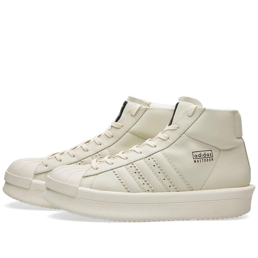 free shipping e2637 45a5c Adidas x Rick Owens Mastodon Pro