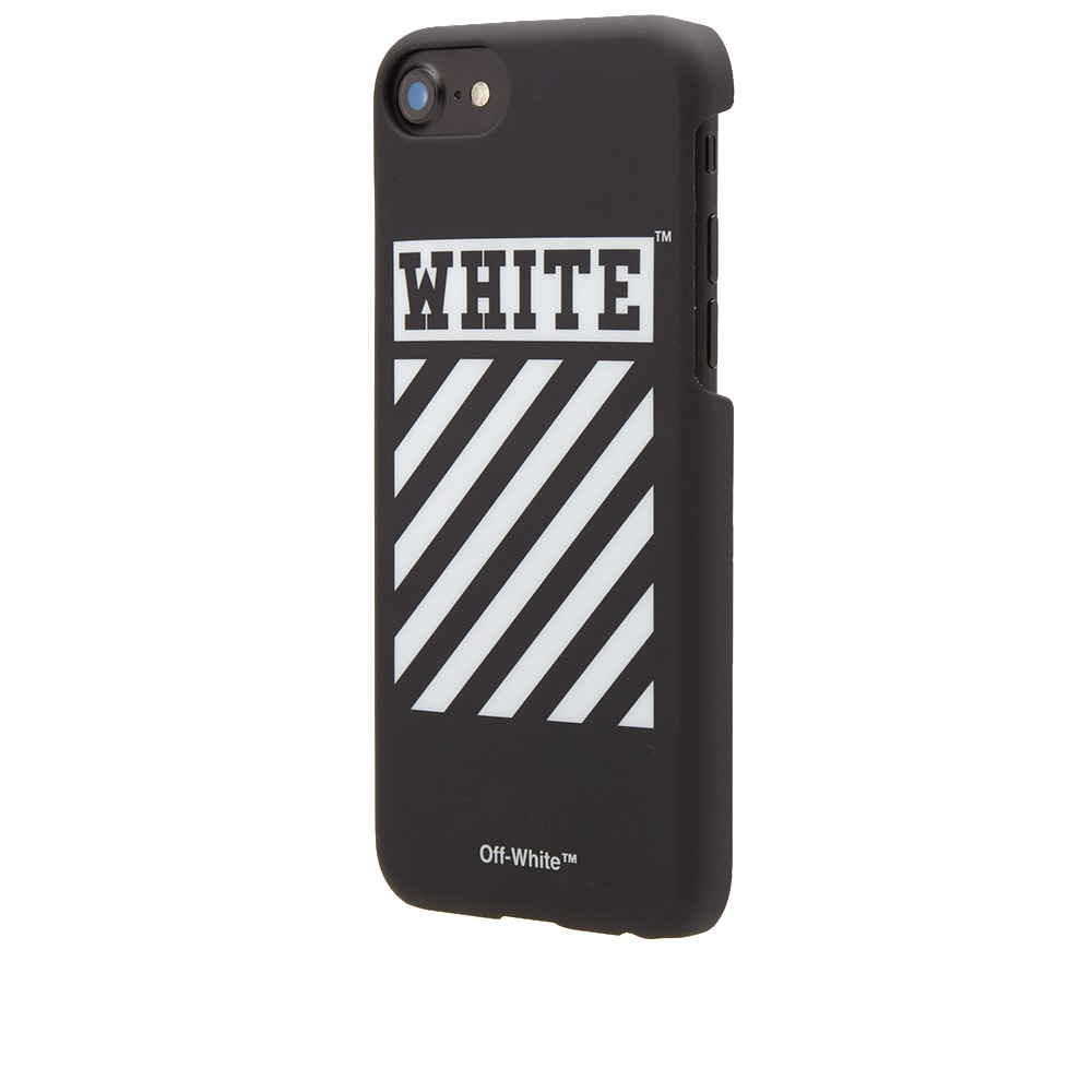 buy popular e0f14 a6661 Off-White Diagonals iPhone 7 Case