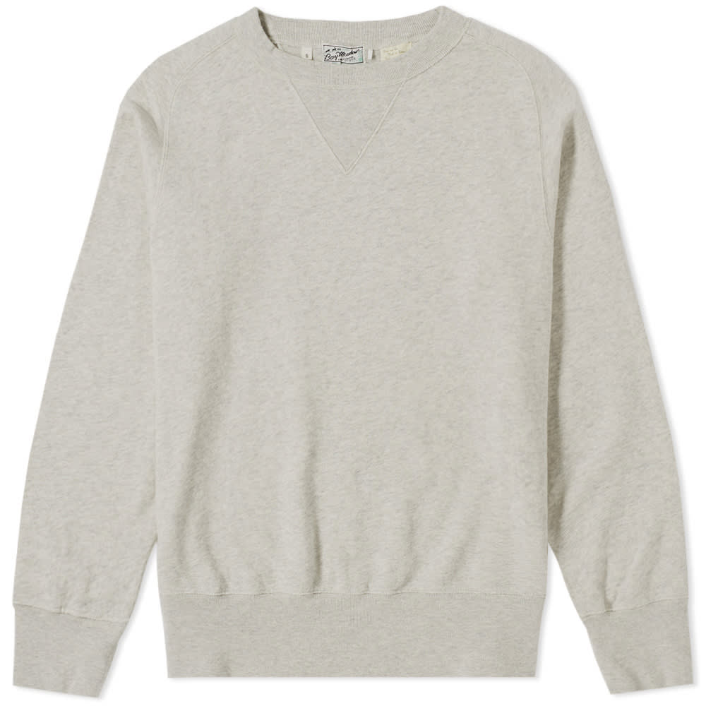 f9b7fd16c Levi s Vintage Clothing Bay Meadows Crew Sweat Oatmeal