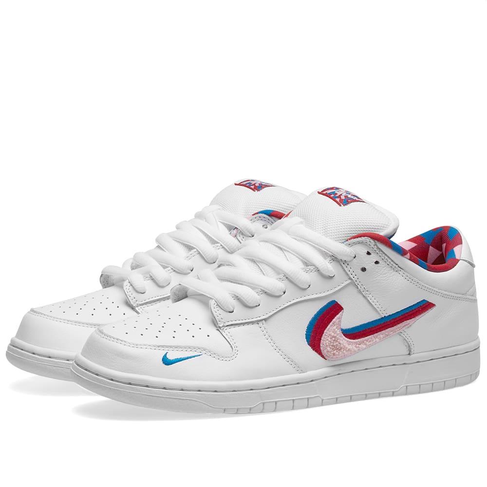 sneakers for cheap d6b62 0e483 Nike x Parra SB Dunk Low OG