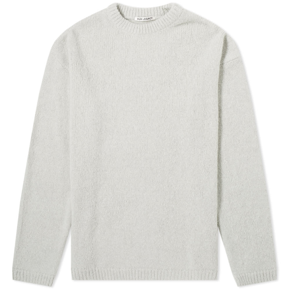 Our Legacy Knits OUR LEGACY SONAR KNIT