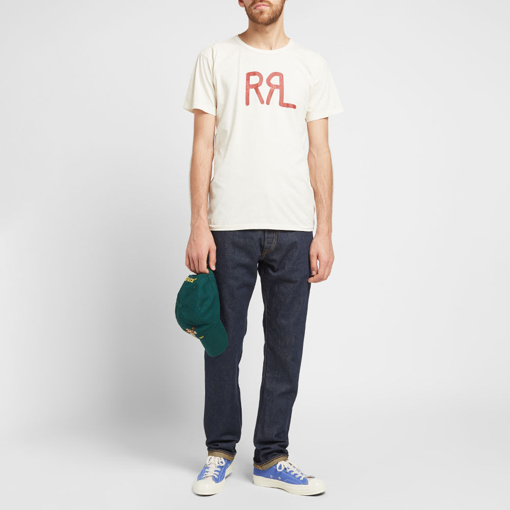 Rrl Classic Logo Tee by Rrl