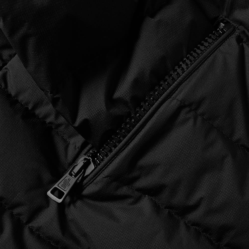 a0bf1475d122 Moncler x Off-White Dinard Oversized Logo Jacket Black