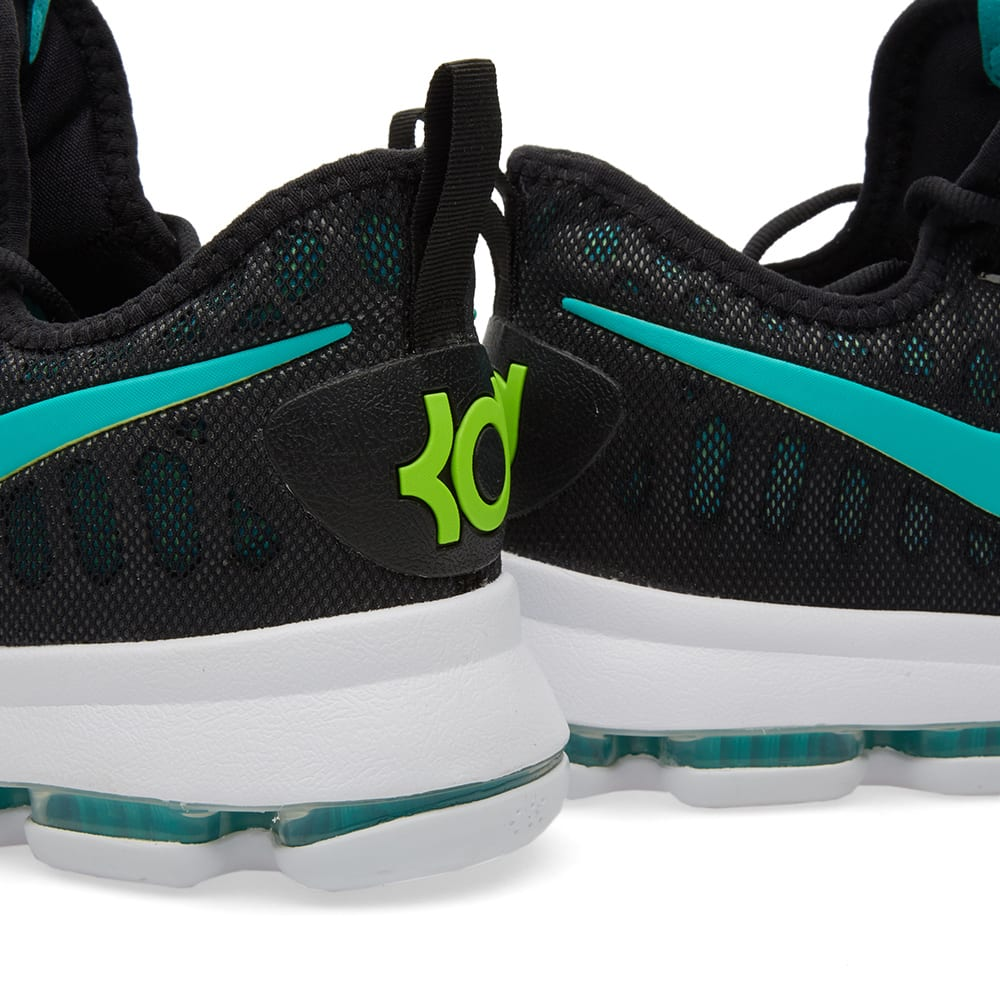 50d958d89e6c Nike Zoom KD 9 Clear Jade   Black