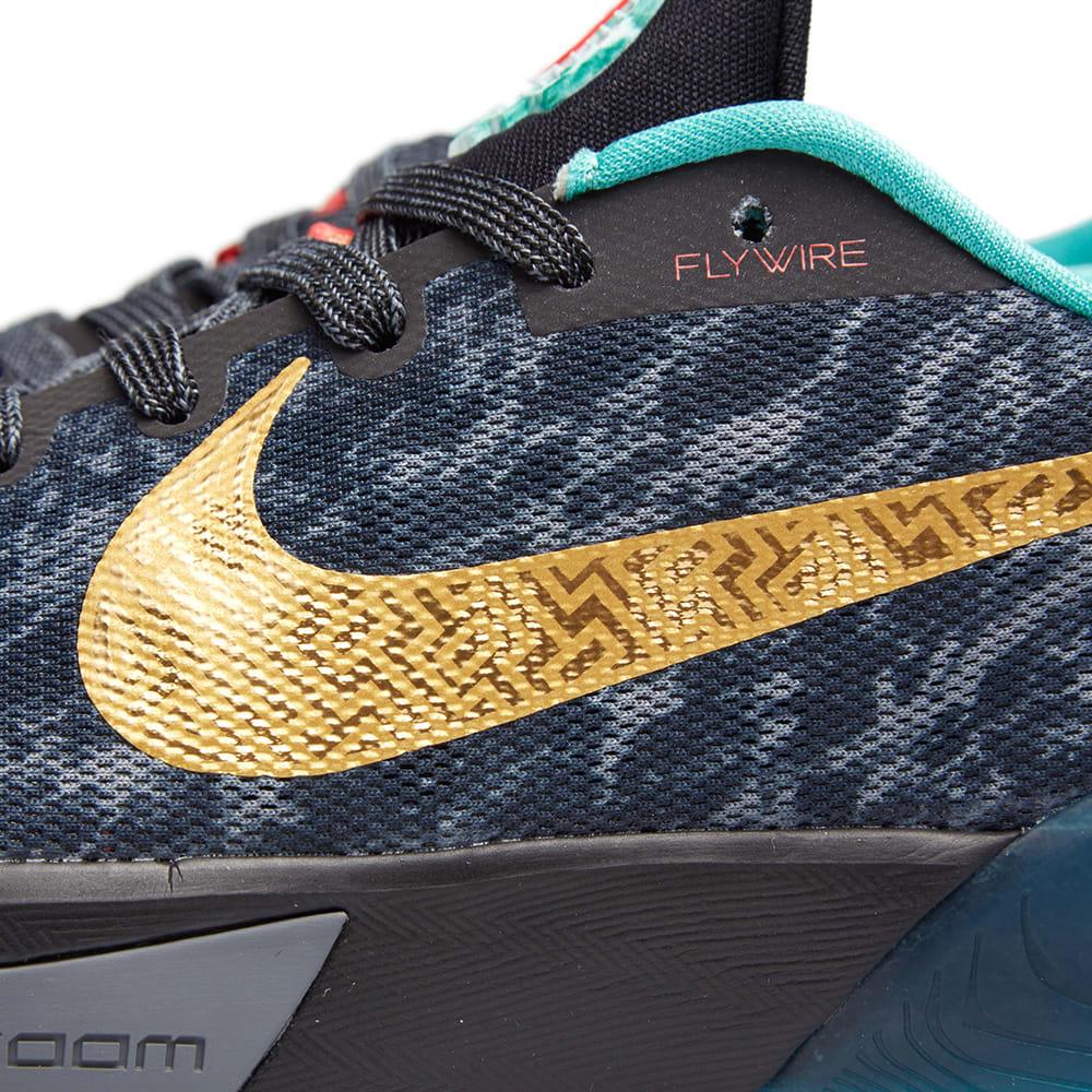 official photos 8e875 33656 Nike KD Trey 5 II  China  Cool Grey   Metallic Gold   END.