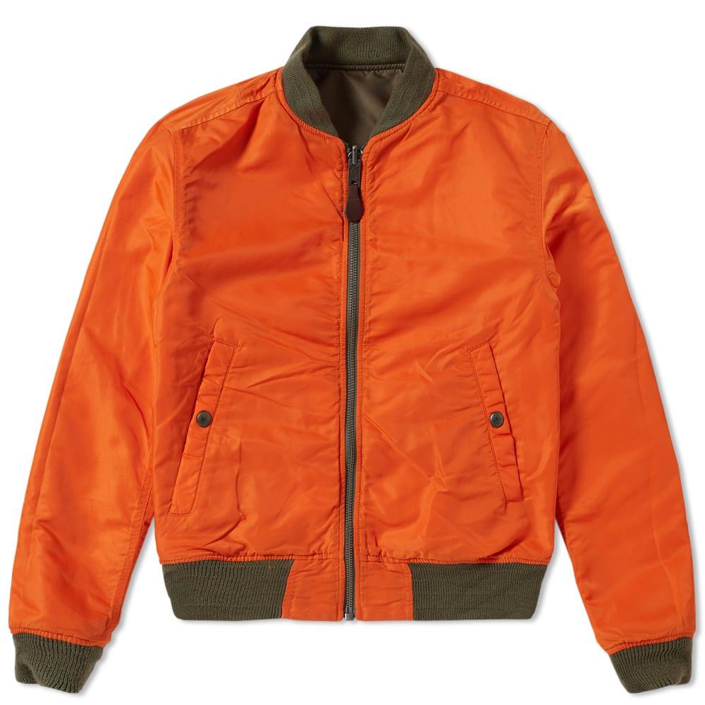 Jacket Polo Ralph Lauren Military Bomber Vintage H2IYD9WE