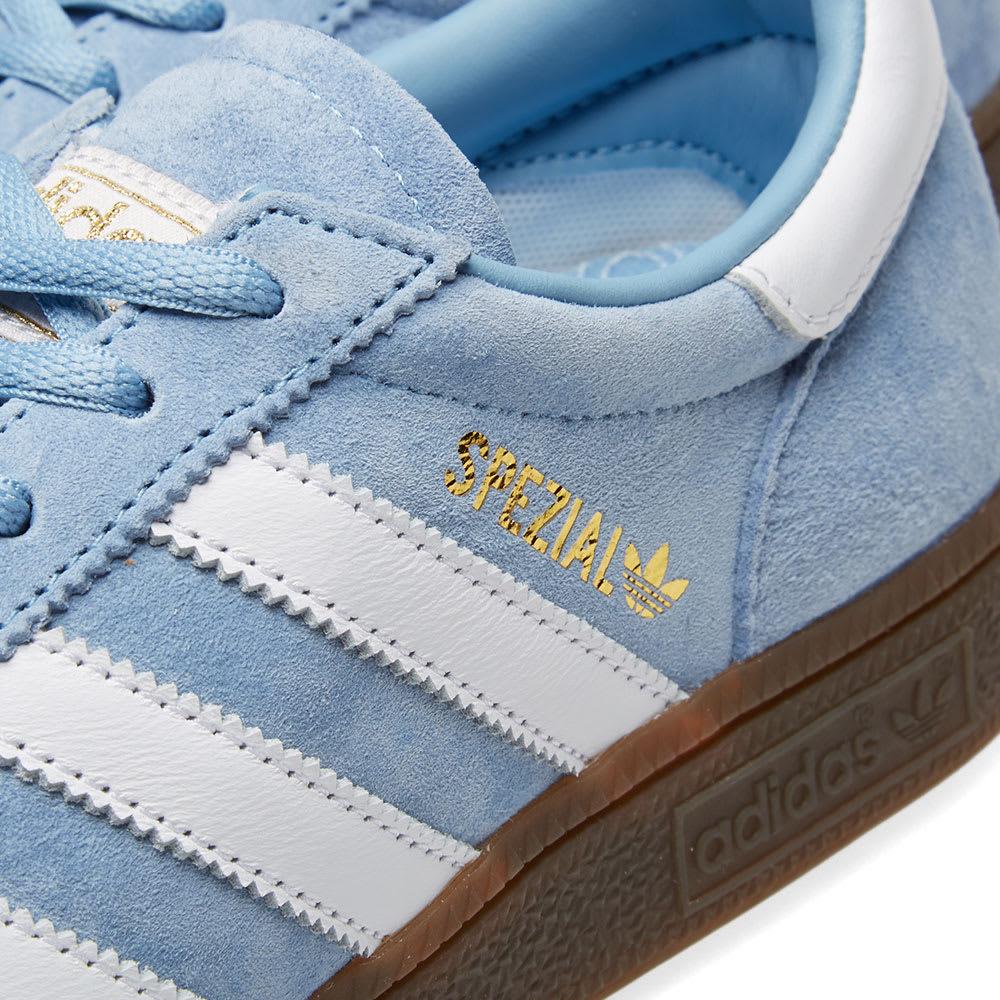 Adidas Handball Spezial Ash Blue \u0026 Gum