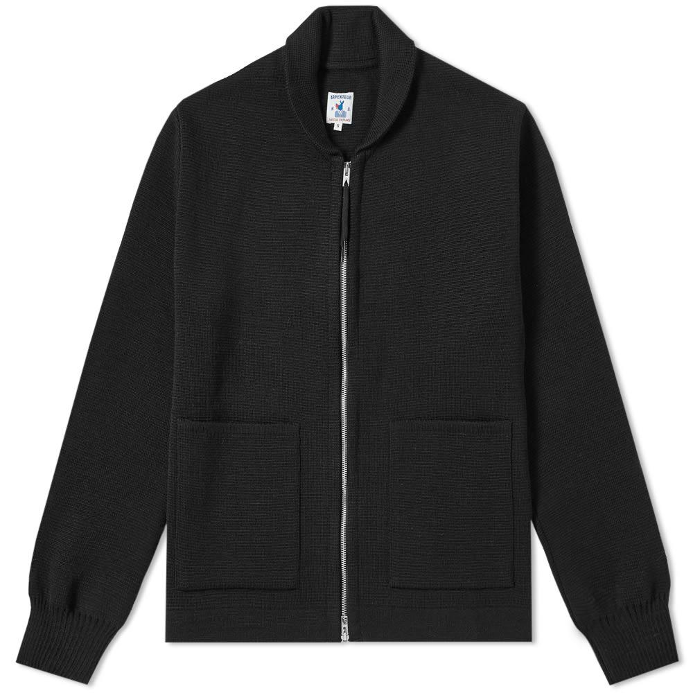 ARPENTEUR Arpenteur Roscoff Jacket in Black