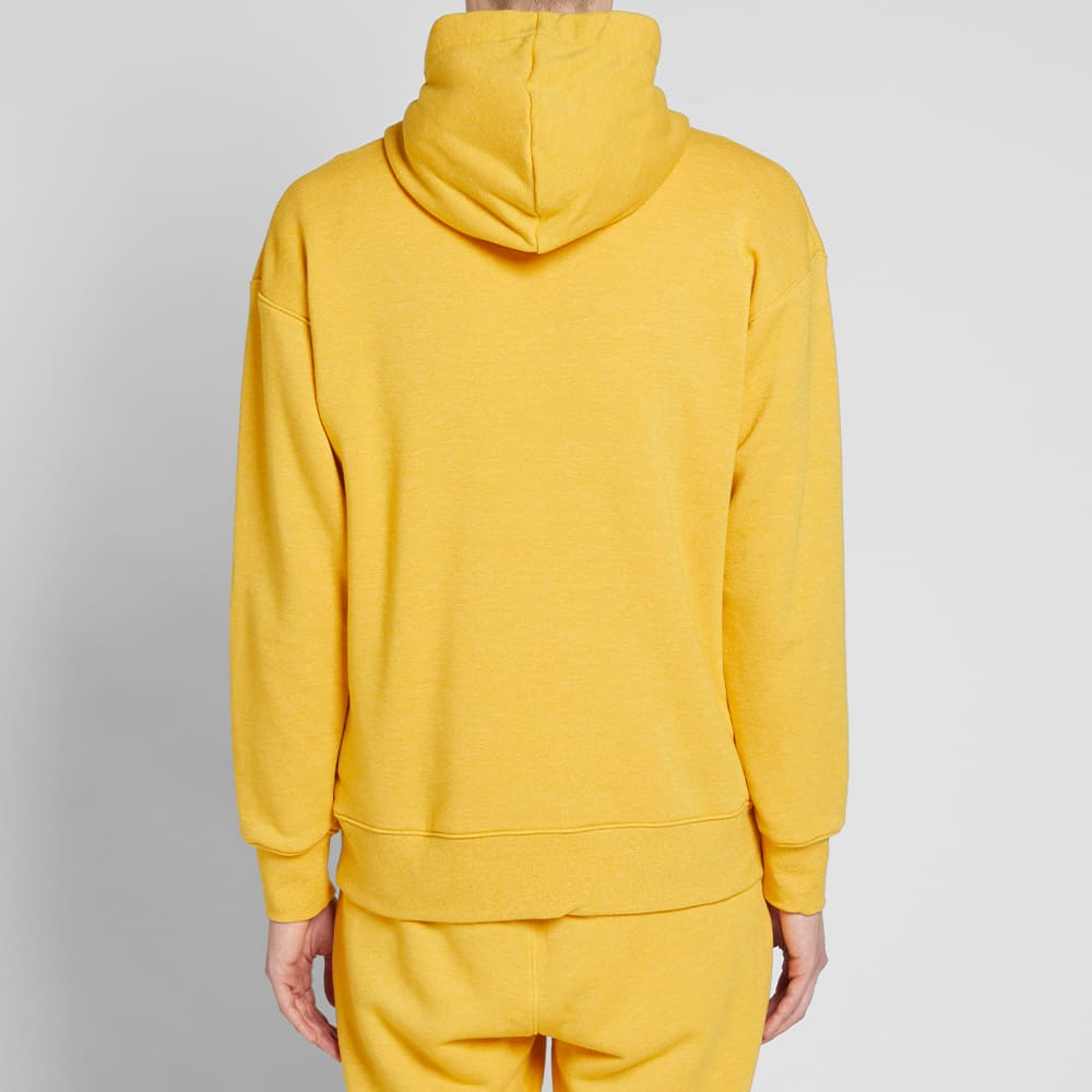 2a0130019 Nike Heritage Pullover Hoody Yellow Ochre Heather & Sail | END.