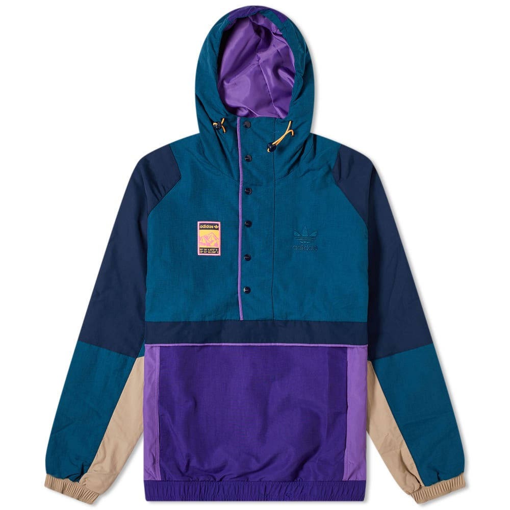 Adidas Adiplore Hooded Jacket