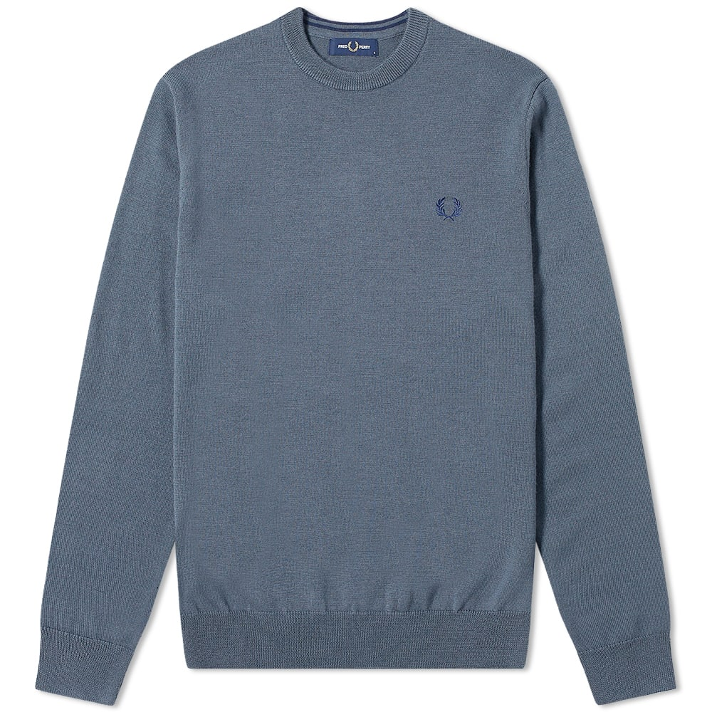 Fred Perry Knits Fred Perry Authentic Classic Crew Knit