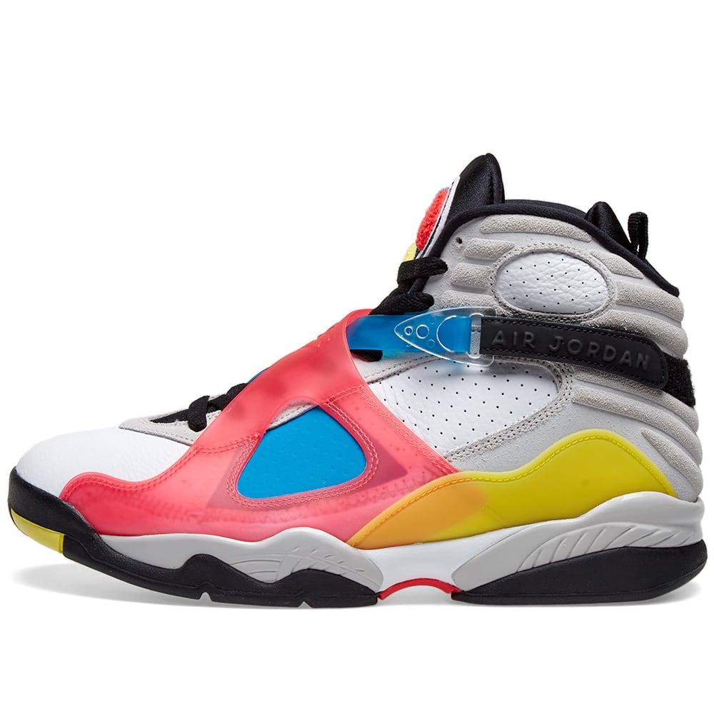 chaussures de sport 8d6f6 8b337 Air Jordan 8 Retro SE