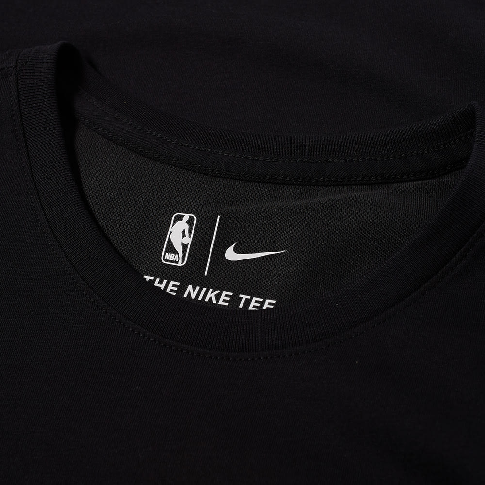 14b7f2a85 Nike Miami Heat Tee Black | END.