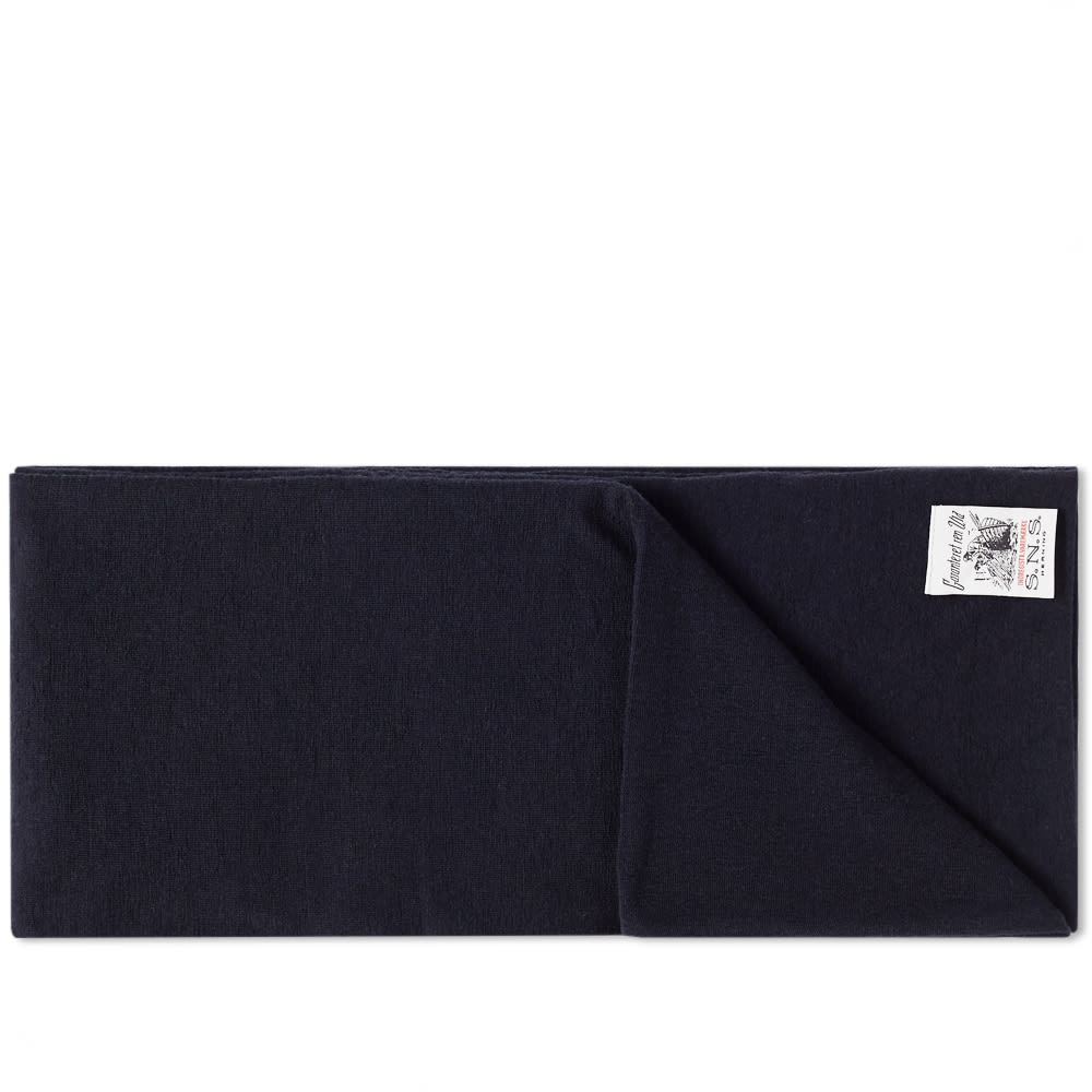 S.N.S. HERNING DOUBLE SCARF