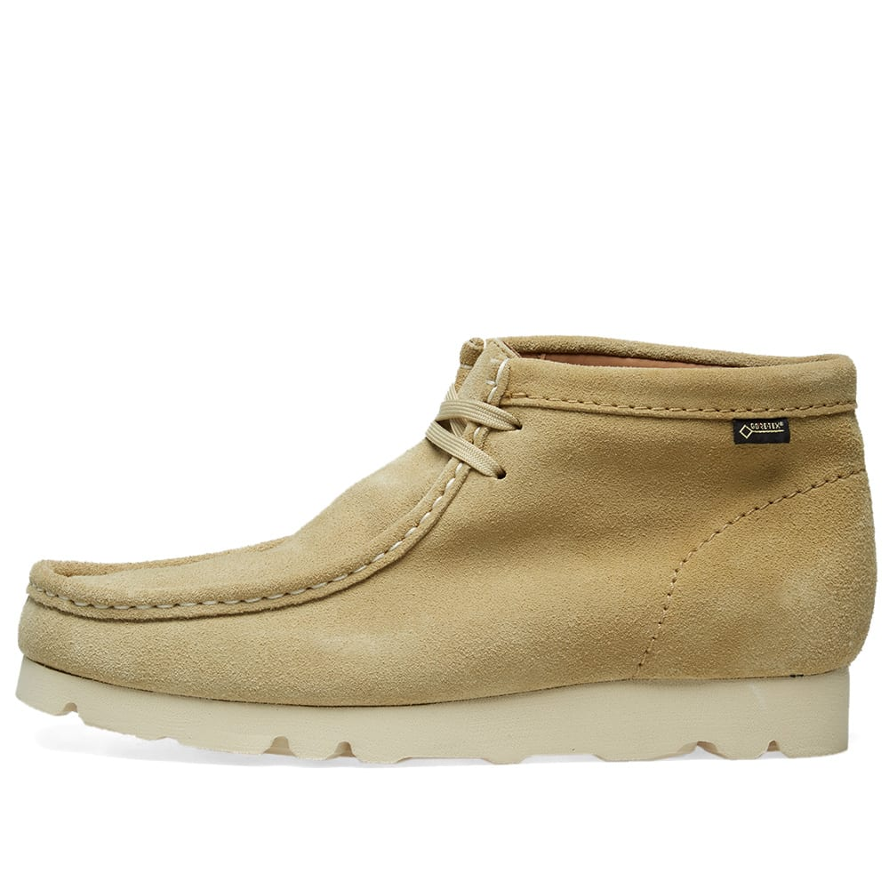 015b52dc Clarks Originals x Beams Wallabee Boot Gore-Tex