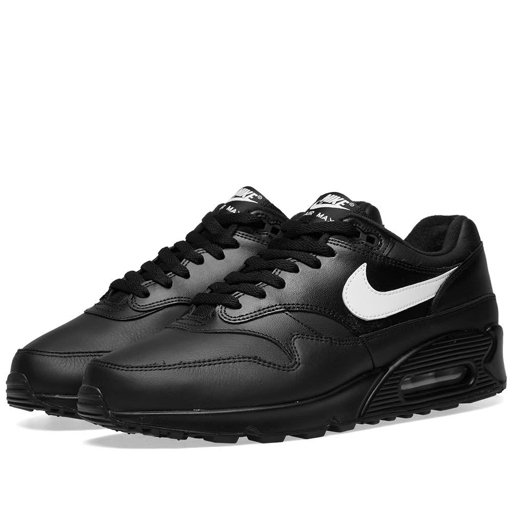 new product aa138 8036e Nike Air Max 90 1 Black   White   END.