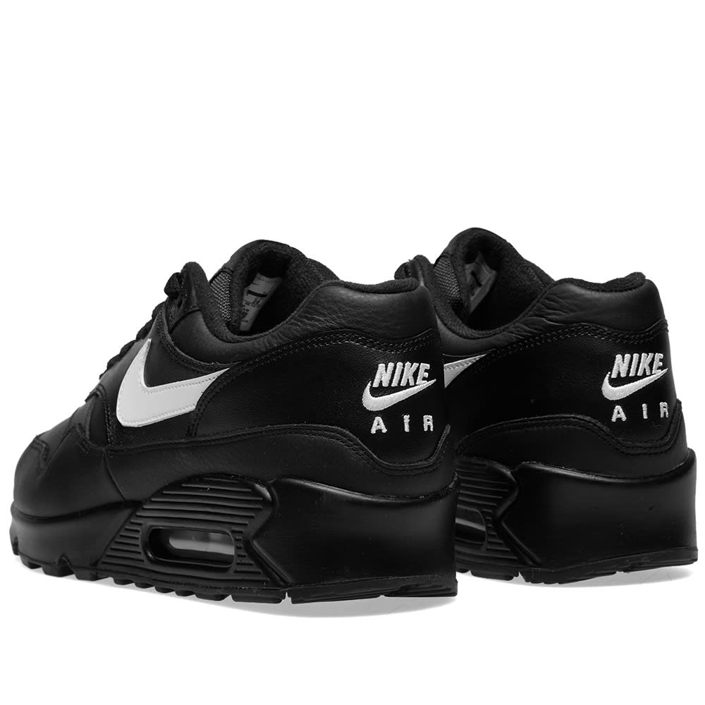new product 29886 45a5a Nike Air Max 90 1 Black   White   END.