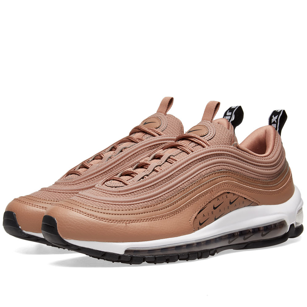 wholesale dealer 70c5f 13e27 Nike Air Max 97 LX W Desert Dust, Black   White   END.