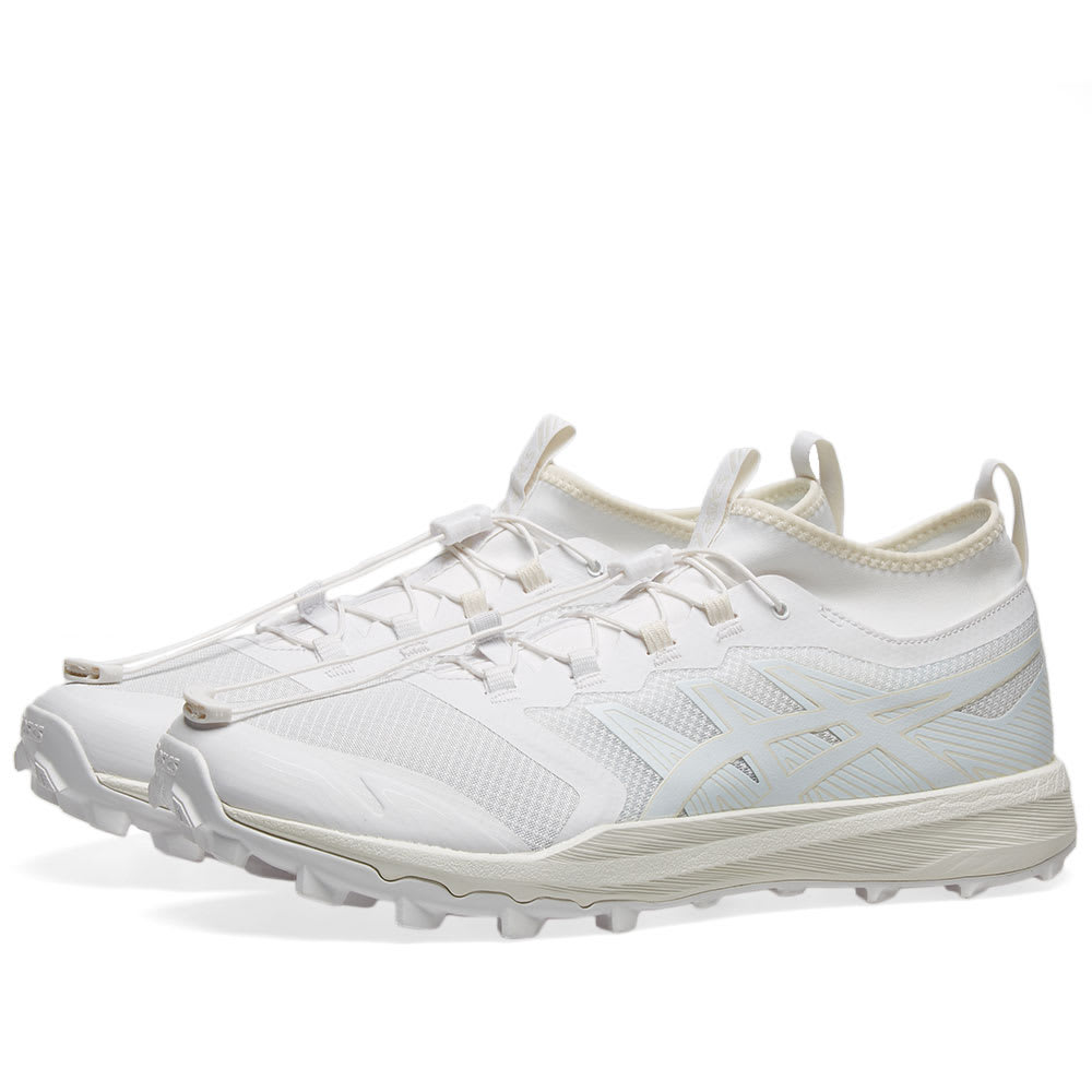 Asics Hokaido Fuji Trabuco Pro White