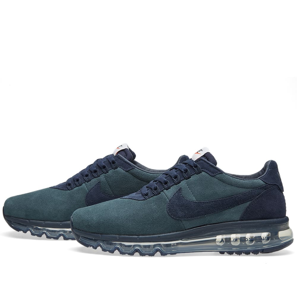 reputable site 25575 edb7c Nike Air Max LD-Zero Black   Dark Grey   END.