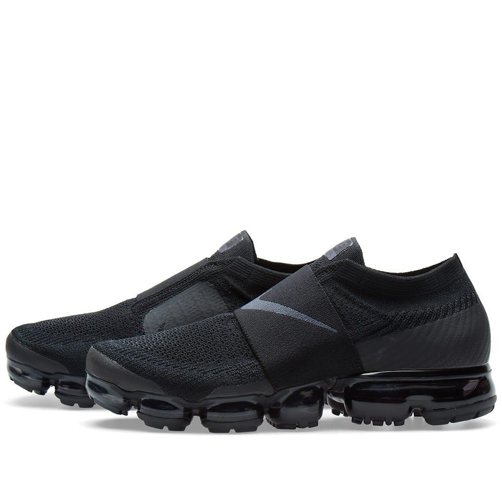 5da976d412971 Nike Air Vapormax Flyknit Moc Black   Anthracite
