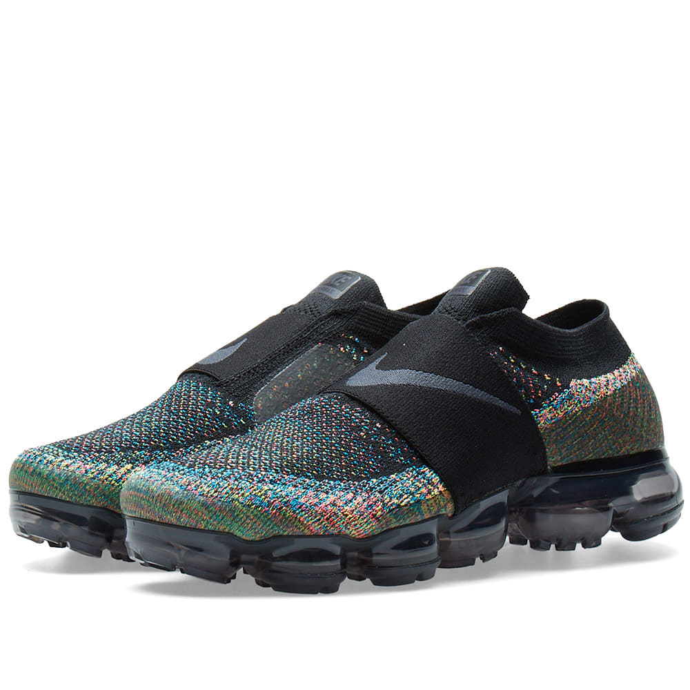 the latest 7d012 59997 Nike Air Vapormax Flyknit Moc W Black, Anthracite   Volt   END.