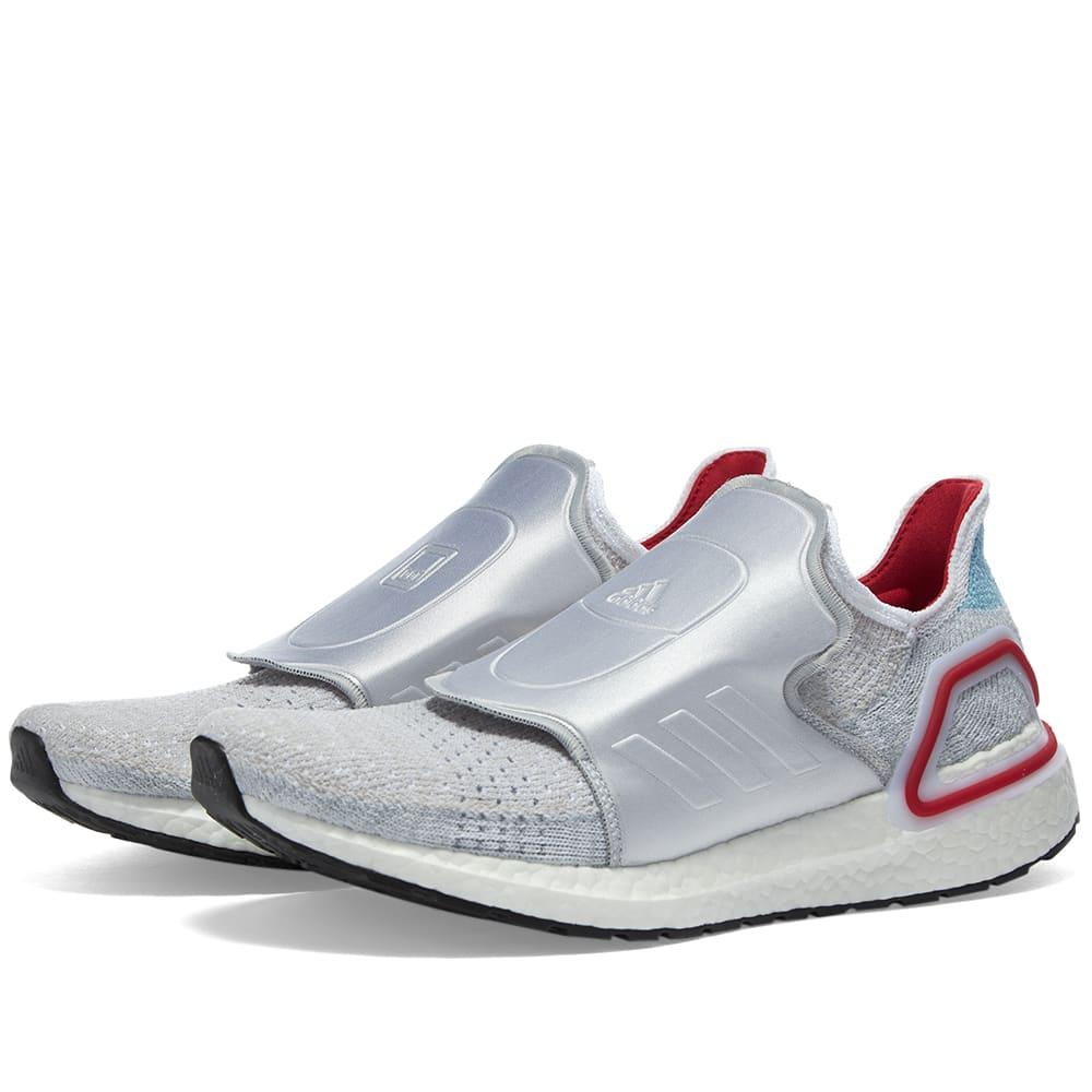 Adidas x Doe Ultra Boost 19 White \u0026 Red