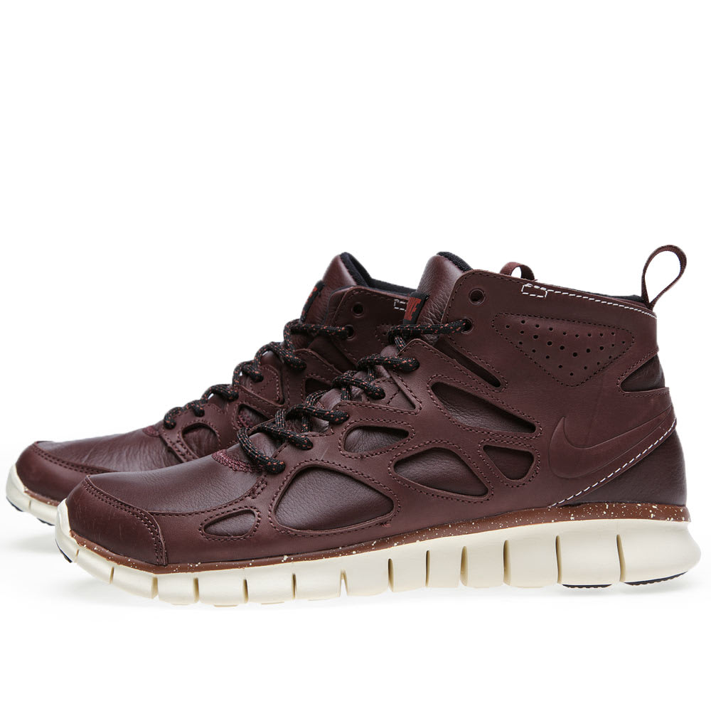 3b40fe3658441 Nike Free Run 2 Sneakerboot QS Barkroot Brown