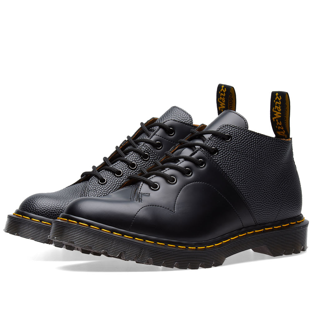 Dr. Martens x Engineered Garments Monkey Church Contrast Monkey Boot