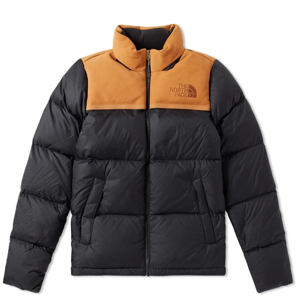c7b81c6a1 The North Face x Timberland Nuptse Jacket