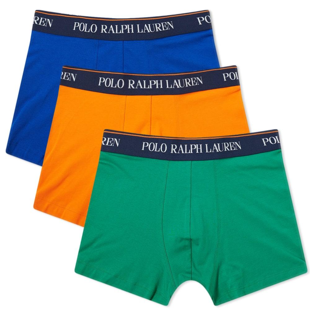 Summer Sale 3 in a Pack Mens Ralph/_Lauren Underwear Shorts Boxer Trunks