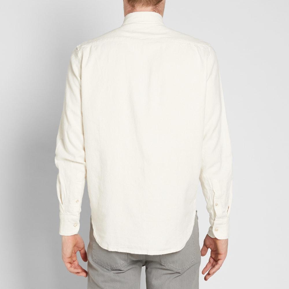 Our legacy everyman 1950s button down shirt heavy off for Heavy button down shirts