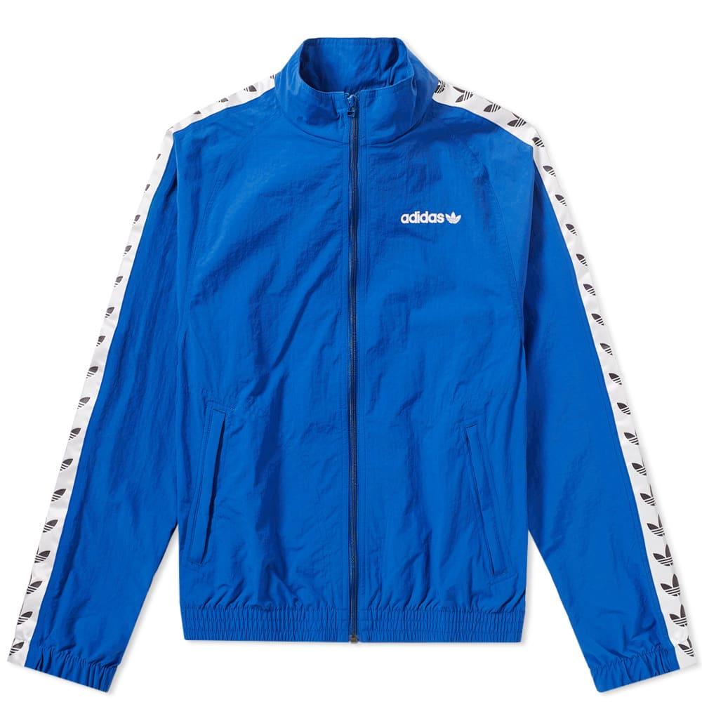tener cigarrillo blusa  Adidas TNT Wind Top Bold Blue | END.