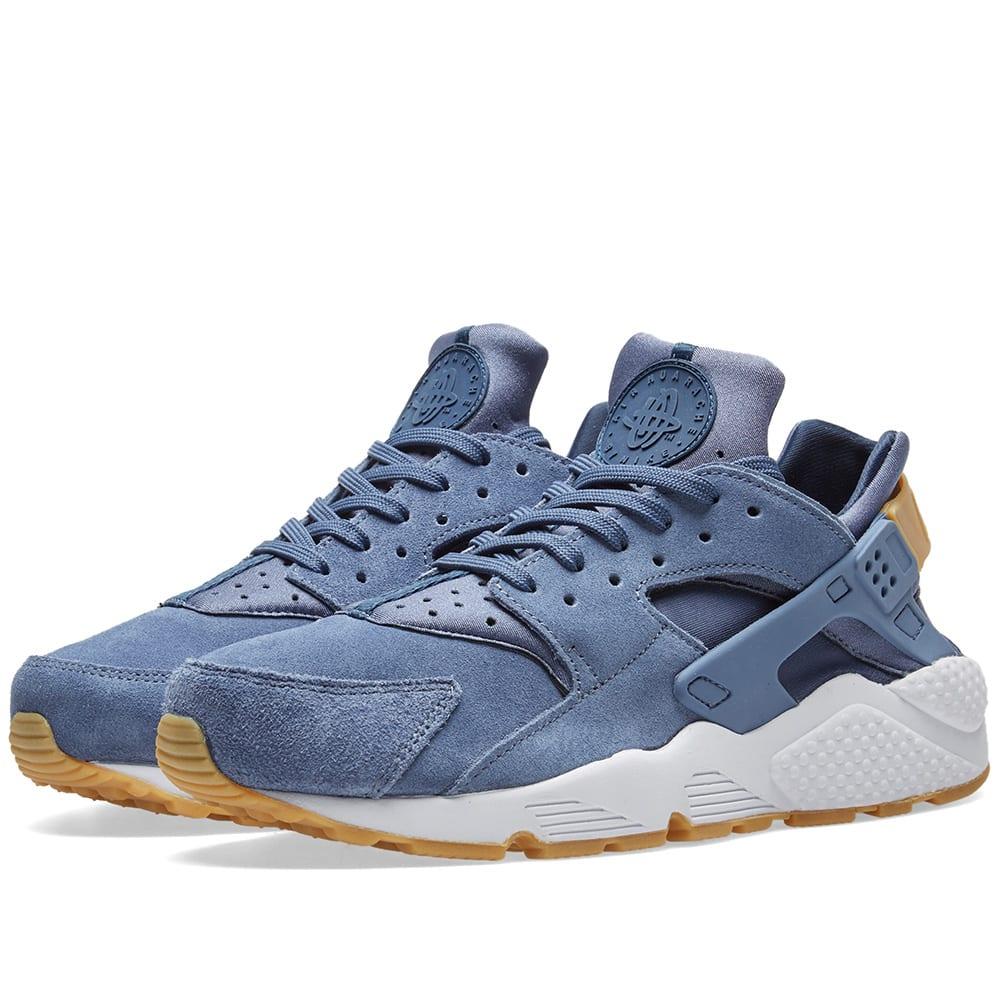 separation shoes 37bf7 42164 Nike Air Huarache Run SD W Blue, Navy   Light Brown   END.