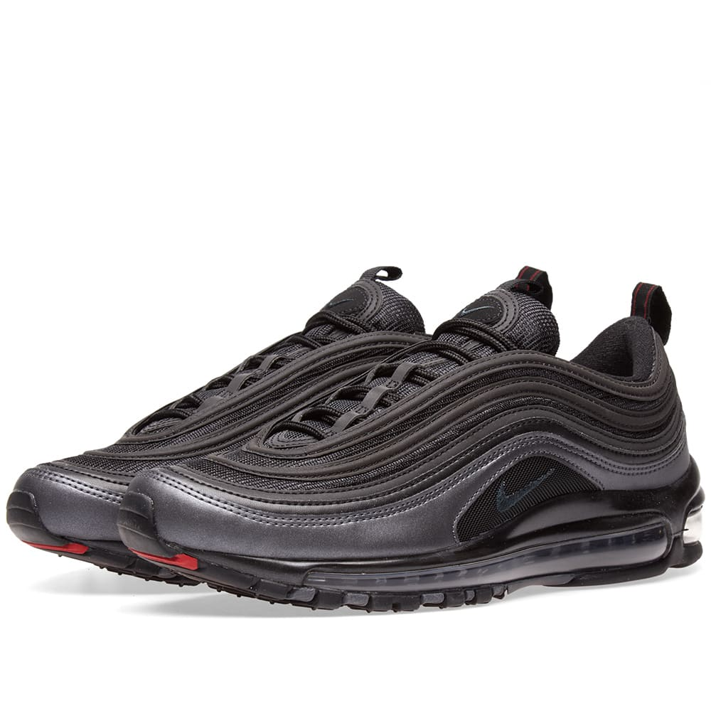 sneakers for cheap a8273 3a4f2 Nike Air Max 97 Black   Anthracite   END.