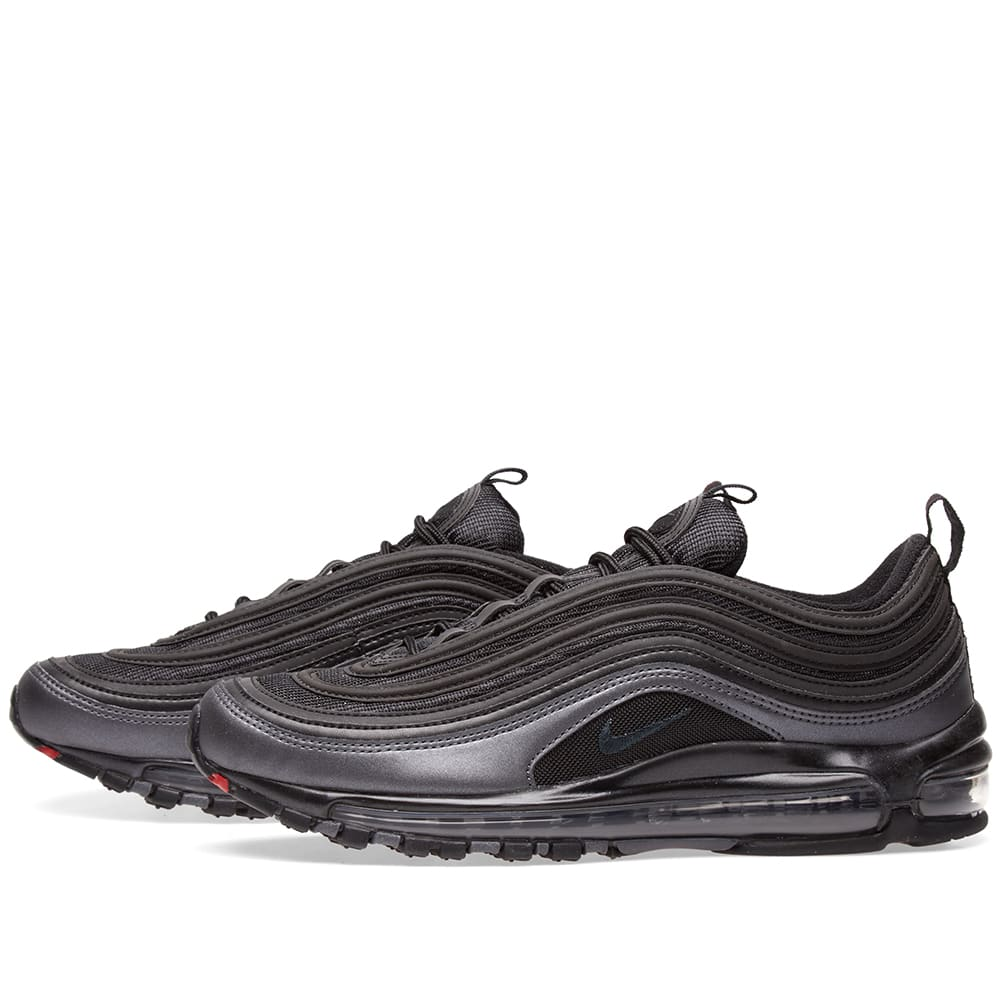 sneakers for cheap e924d db3c6 Nike Air Max 97 Black   Anthracite   END.