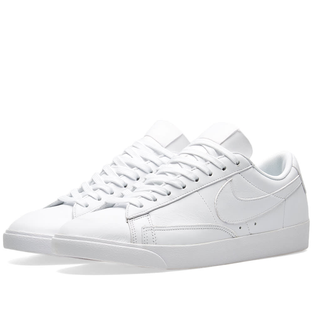 e4250d20910696 Nike Blazer Low LE W White | END.